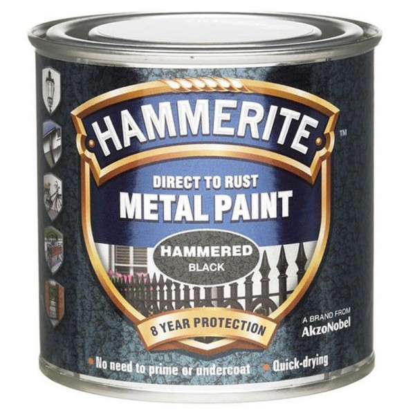 Hammerite Direct To Rust Hammered