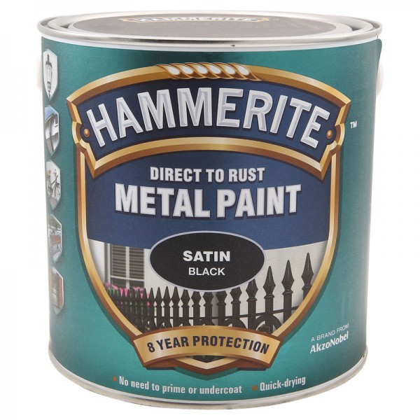 Hammerite Direct To Rust Satin