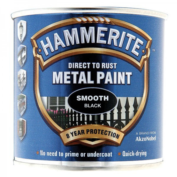 Hammerite Direct To Rust Smooth