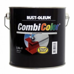 Combicolor Wrought Iron