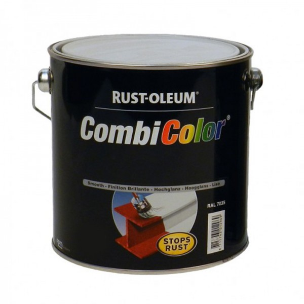 Combicolor Satin 2.5L Tin (Mixed To Order)